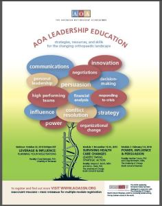 AOA's Leadership Immersion Series