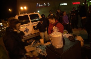 Street Outreach Team provides care on the streets