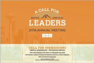 2016 Call for Submissions
